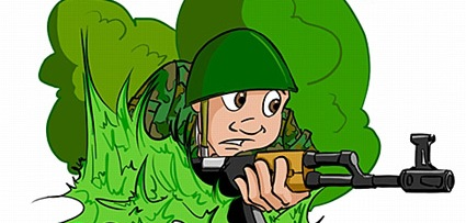 Картинка солдатика