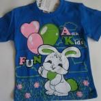 футболка для девочка