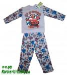 Пижама с тачками (код P-00001)