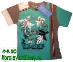 Пиратская футболка (код F-00042)