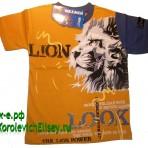 Футболка со львом (код F-00043)