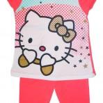 Комплект для девочки с кошечкой (код K-00018)