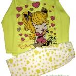 Пижама для девочек (P-00018)