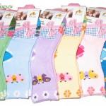 Носки с бабочками для девочек (KN-00027)
